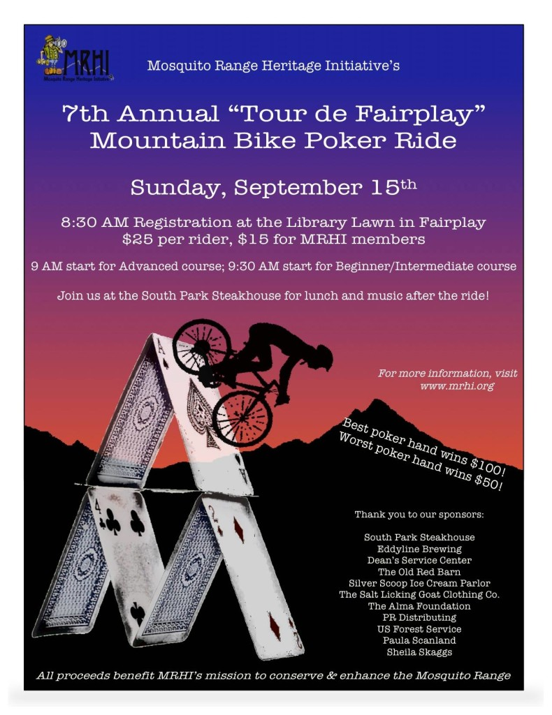 Tour de Fairplay